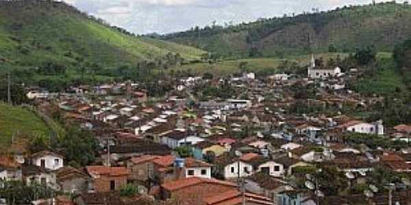 Aiquara-BA-Vista da cidade-Foto:www.ubatanoticias.com.br