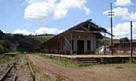 Miguel Burnier - Antiga Estação Ferroviária foto A estação de Miguel Burnier em 2008. Foto Gutierrez L. Coelho