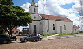 Milagre - Igreja Matriz em Milagre-Foto:geraldopoiani