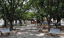 Milagre - Praça-Foto:eduardo de faria