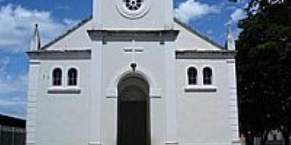 Igreja-Foto:eduardo de faria
