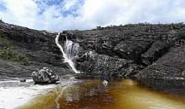 Milho Verde - Milho Verde-MG-Cachoeira do Lajeado-Foto:Jose Gustavo Abreu Murta
