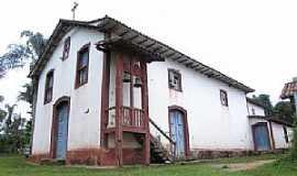 Milho Verde - Milho Verde-MG-Lateral da Igreja de N.Sra.dos Prazeres-Foto:Jose Gustavo Abreu Murta