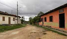 Milho Verde - Milho Verde-MG-Rua da cidade-Foto:Jose Gustavo Abreu Murta