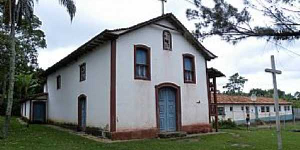 Milho Verde-MG-Igreja de N.Sra.dos Prazeres-Foto:Jose Gustavo Abreu Murta