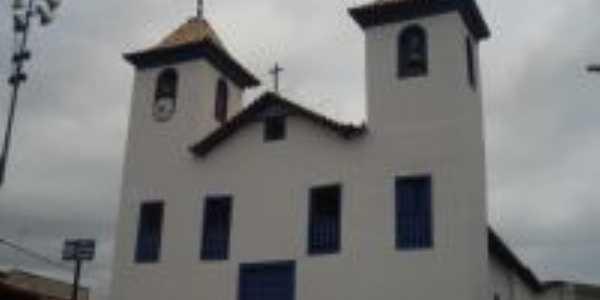 Igreja do Amparo - Minas Novas, Por Sidney Majela Silva
