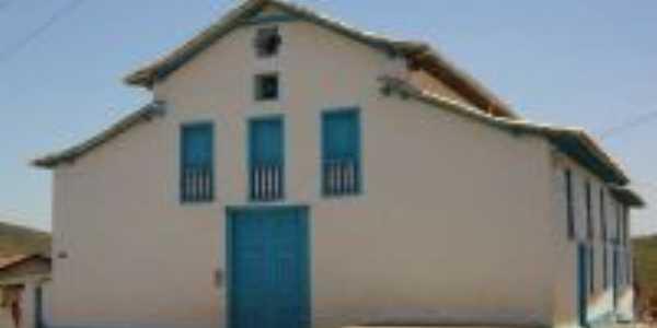 Igreja S�o Francisco de Assis - Minas Novas, Por Sidney Majela Silva