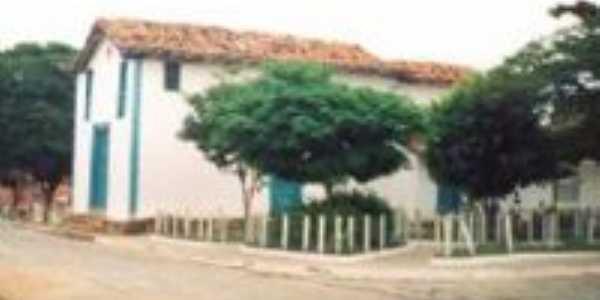 Igreja s�o Gon�alo - Minas Novas, Por Sidney Majela Silva