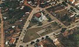 Minduri - Vista aérea da área central de Minduri-Foto:Zethras