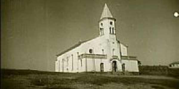 Igreja Matriz do Sagrado Coração de Jesus[década de 60]-Foto:Zethras