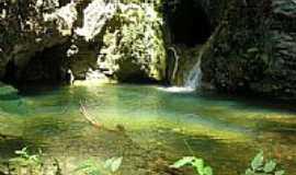 Mirabela - Mirabela-MG-Cachoeira da Usina Velha-Foto:Eduardo Gomes