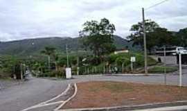 Mirabela - Mirabela-MG-Trevo de acesso-Foto:Gláucio Almeida