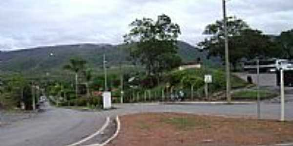 Mirabela-MG-Trevo de acesso-Foto:Gláucio Almeida