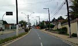 Alagoinhas - Alagoinhas-BA-Avenida Principal-Foto:Andre L. S. Lacerda