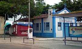 Alagoinhas - Alagoinhas-BA-Capela no centro-Foto:Andre L. S. Lacerda