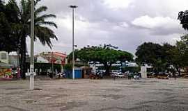 Alagoinhas - Alagoinhas-BA-Praça Lauro de Freitas-Foto:Andre L. S. Lacerda