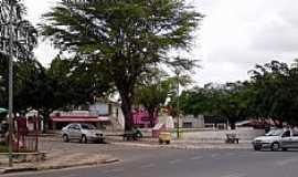 Alagoinhas - Alagoinhas-BA-Praça no centro-Foto:Andre L. S. Lacerda