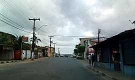 Alagoinhas - Alagoinhas-BA-Rua central-Foto:Andre L. S. Lacerda