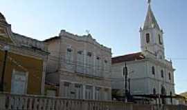 Miraí - Igreja Matriz de Sto.  Antônio