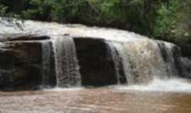 Miravânia - Cachoeira Miravania MG., Por Gilmar L