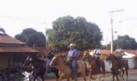 Mocambinho - cavalada do rodeio, Por monaliza