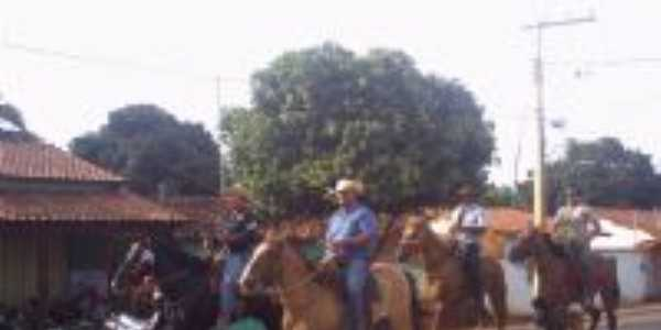 cavalada do rodeio, Por monaliza