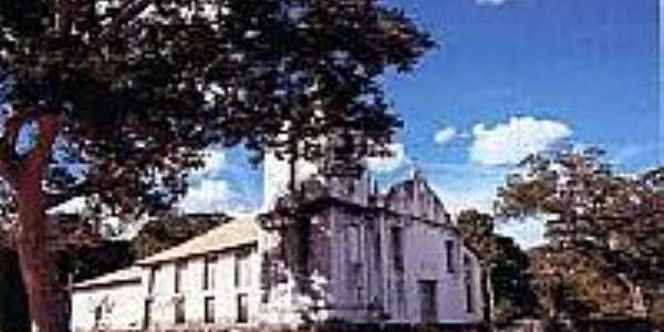 Ruinas da Igreja de Mocambinho-Foto:forumpatrimonio.