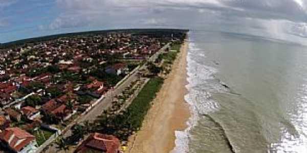 Imagens da cidade de Alcobaça - BA