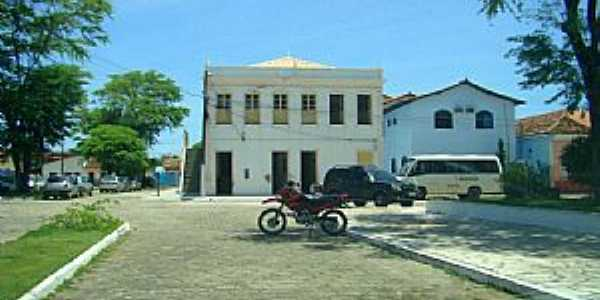 Alcobaça-BA-Prefeitura Municipal-Foto:Milton Brigolini Neme