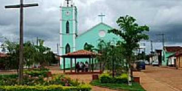 Igreja São Sebastião-Foto:jecasoma