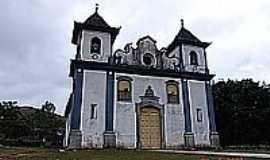 Monsenhor Horta - Matriz de São Caetano-Foto:Geraldo Salomão
