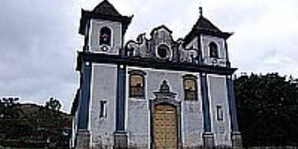 Matriz de São Caetano-Foto:Geraldo Salomão