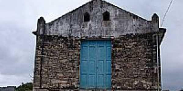 Capela do Senhor dos Passos-Foto:Geraldo Salomão