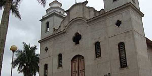 Igreja Matriz de Monsenhor Isidro      Photo Por paulomarcio