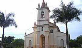 Monsenhor João Alexandre - Matriz de Santo Antonio de Pádua-Foto:Vicente A. Queiroz
