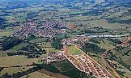 Monsenhor Paulo - Vista aérea-Foto:belato