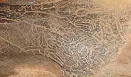 Montalvânia - Inscrições rupestres