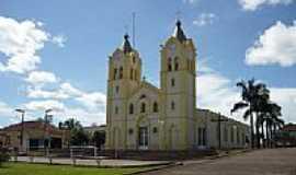 Monte Alegre de Minas - Matriz S.F> de Chagas  por Altemiro O. Cristo