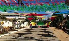 Alegre - Alegre-BA-Cenário da Festa de São João-Foto:Facebook