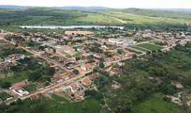 Alegre - Alegre-BA-Vista aérea da cidade-Foto:Facebook