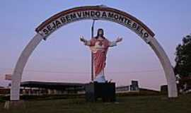 Monte Belo - Trevo de Monte Belo-Foto:J�lio C. Bueno