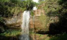 Monte Santo de Minas - Cachoeira da retifica-Monte Santo de Minas, Por Gisele Menegasse