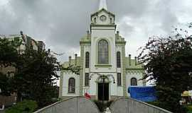 Monte Sião - Monte Sião-MG-Fonte e Igreja de N.Sra.da Medalha Milagrosa-Foto:j carlos de c. silva
