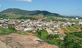 Monte Sião - Vista da cidade-Foto:montanha
