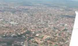 Montes Claros - vista aerea de Montes Claros, Por fabio salgado