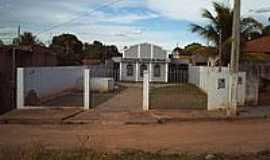 Morro - Igreja da Congregação Cristã do Brasil-Foto:PETRONIO MARQUES