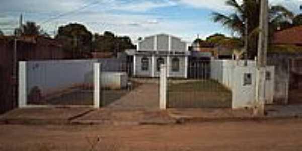 Igreja da Congregação Cristã do Brasil-Foto:PETRONIO MARQUES
