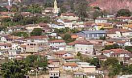 Morro do Ferro - Vista da cidade-Foto:SAULO GUGLIELMELLI