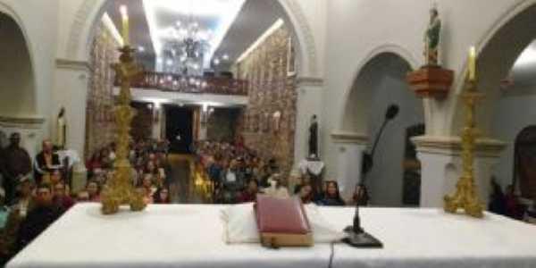 Igreja de Morro do Ferro, Por Leonardo Augusto Azevedo