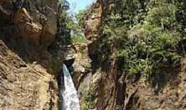 Morro Vermelho - Cachoeira de Santo Antônio